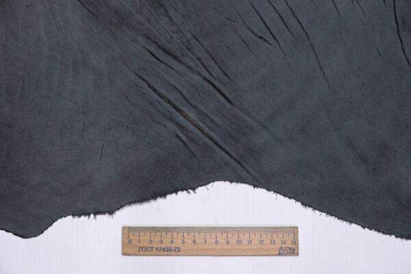 Нубук КРС, серый, 20 дм2.-1-665