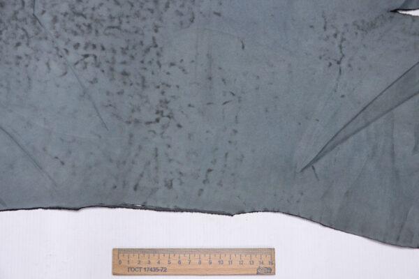 Нубук КРС, серый, 48 дм2.-1-682