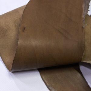 Кожа КРС краст, светло коричневая, 22 дм2.-1-683