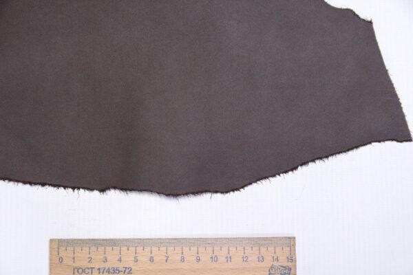 Кожа КРС, коричневая, 7 дм2.-1-690