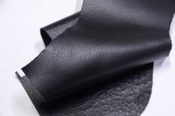 Кожа КРС флотар, черная, 8 дм2.-1-697