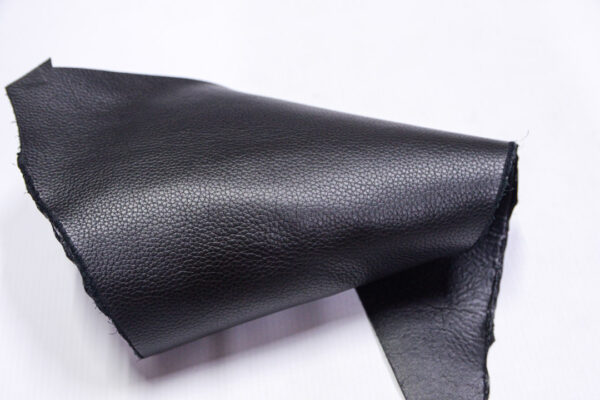 Кожа КРС флотар, черная, 7 дм2.-1-698