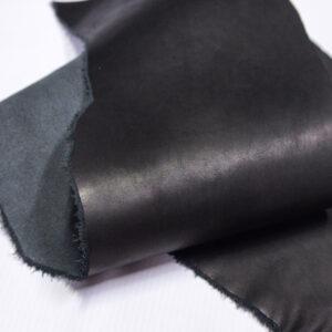 Кожа КРС краст, черная, 16 дм2.-1-699