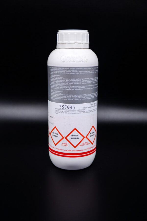 Краска для уреза кожи Orly SL OPACO Kenda Farben, красная, матовая, 100 гр.