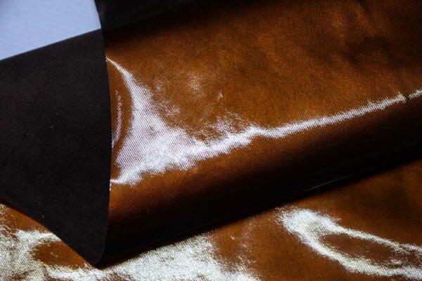 Лак МРС с тиснением, коричневый, 46 дм2, Russo di Casandrino S.p.A.-110573