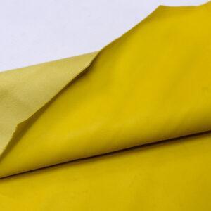 Кожа МРС, желтая, 45 дм2, Russo di Casandrino S.p.A.-110576
