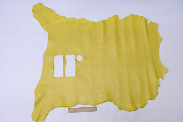 Кожа МРС, светло-горчичная, 40 дм2, Conceria Gaiera GIOVANNI S.p.A.-110579