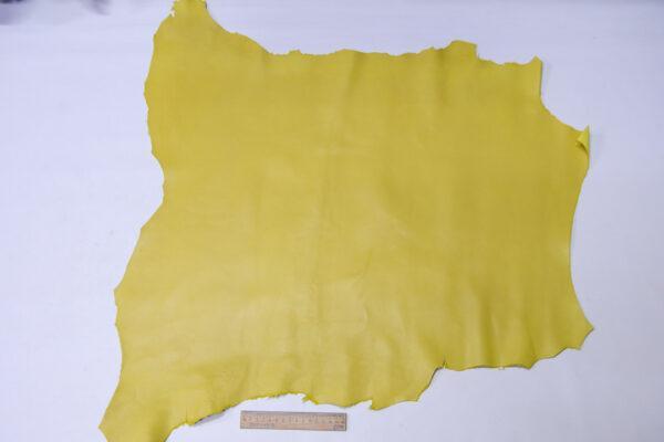 Кожа МРС, светло-горчичная, 50 дм2, Conceria Gaiera GIOVANNI S.p.A.-110584