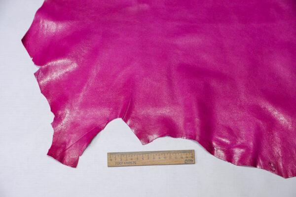 Кожа козы, темно сиреневая, 31 дм2, Russo di Casandrino S.p.A.-110595