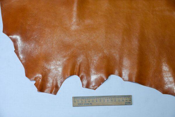 Кожа козы, рыжая, 32 дм2, Russo di Casandrino S.p.A.-110602