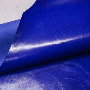 Кожа МРС, ярко синяя, 29 дм2, Russo di Casandrino S.p.A.-110607
