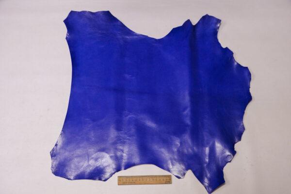 Кожа МРС, ярко синяя, 31 дм2, Russo di Casandrino S.p.A.-110611