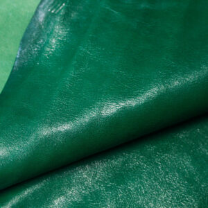 Кожа козы, зеленая, 31 дм2, Russo di Casandrino S.p.A.-110611