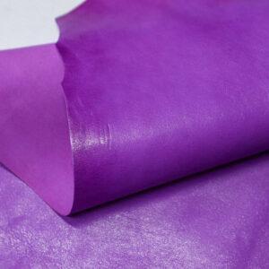 Кожа козы, светло фиолетовая, 28 дм2, Russo di Casandrino S.p.A.-110612