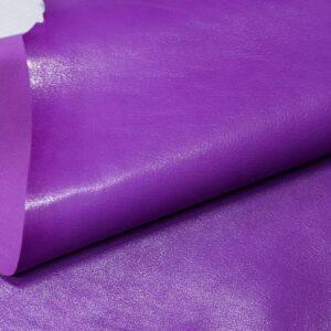 Кожа козы, светло фиолетовая, 31 дм2, Russo di Casandrino S.p.A.-110613