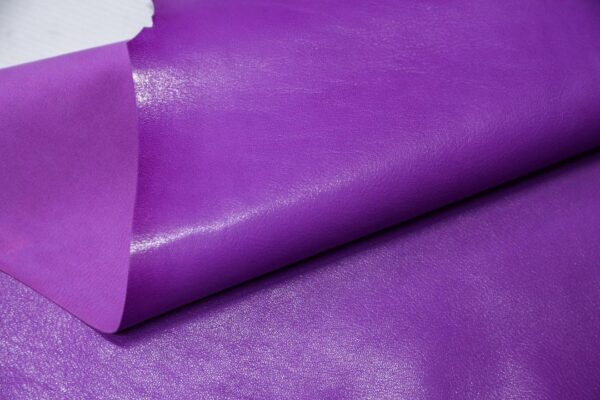 Кожа козы, светло фиолетовая, 31 дм2, Russo di Casandrino S.p.A.-110620