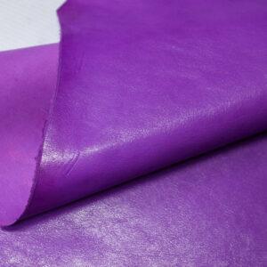 Кожа козы, светло фиолетовая, 30 дм2, Russo di Casandrino S.p.A.-110614