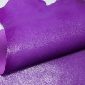 Кожа козы, светло фиолетовая, 29 дм2, Russo di Casandrino S.p.A.-110615