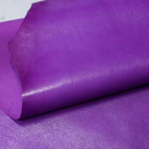 Кожа козы, светло фиолетовая, 29 дм2, Russo di Casandrino S.p.A.-110616