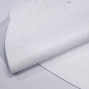 Кожа КРС, флотар покрывной, белая, 33 дм2.-110788