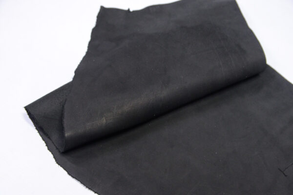 Нубук КРС, черный, 26 дм2.-110790