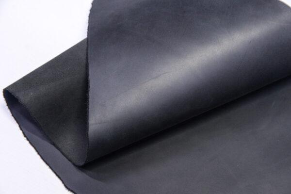 Кожа КРС, краст, черный, 30 дм2.-110791